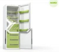 Modern Nord Fridge Design by Olga Kalugina - Tuvie