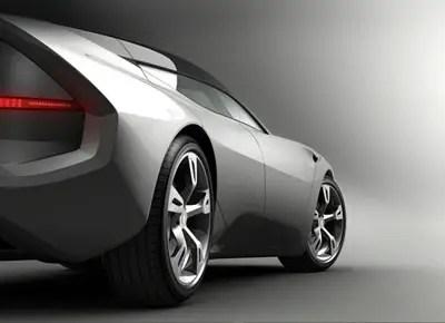 futuristica pinifarina sintesi concept car