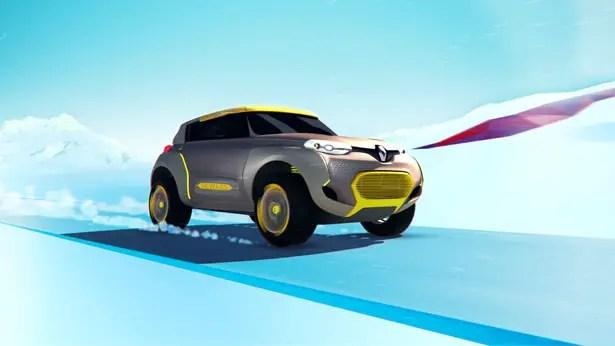 Renault Kwid Concept Car
