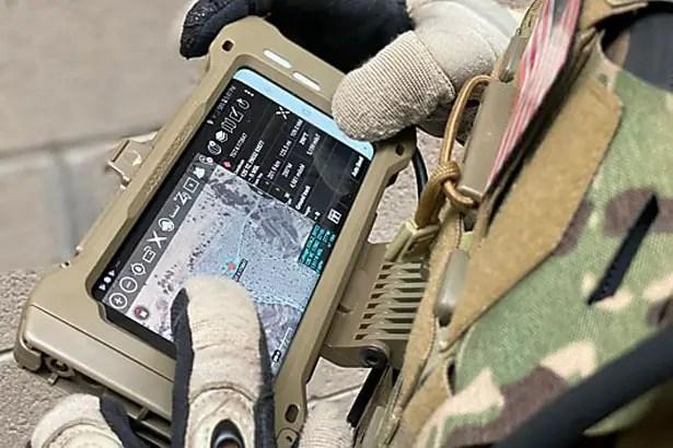 الهاتف الذكي Samsung Galaxy S20 Military Smartphone - الإصدار التكتيكي