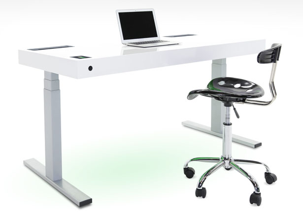 Stir Kinetic Desk Keeps You Fit and Energized Throughout