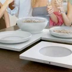 Kitchen Liquid Dispenser Tables Art Van Your Food With High-tech Fete Concept Serving Plates - Tuvie