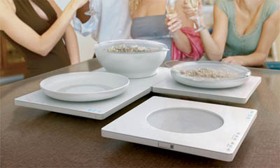 kitchen liquid dispenser wall signs your food with high-tech fete concept serving plates - tuvie