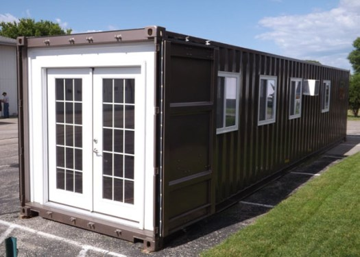 Mods International Tiny Container Homes Can Be Bought Through ...