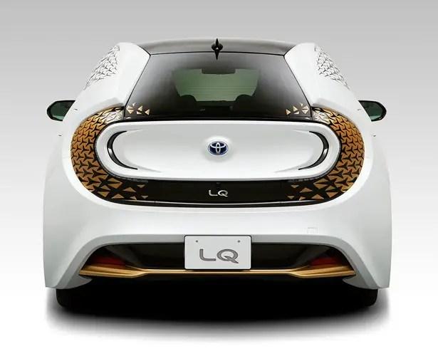 تويوتا LQ المستقبلية مع وكيل الذكاء الاصطناعي Yui لتقديم تجربة قيادة مخصصة