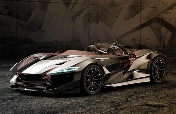 Vapor GT Concept Car من Gray Design