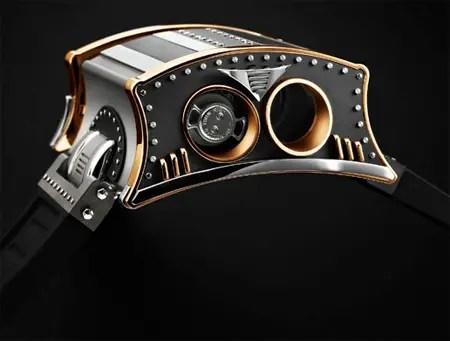 WX1 Luxury Watch Concept from De Witt  Tuvie