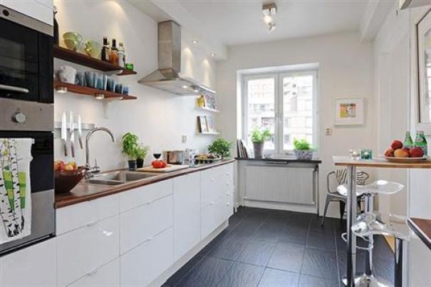 Trang trí nhà cửa - phòng bếp