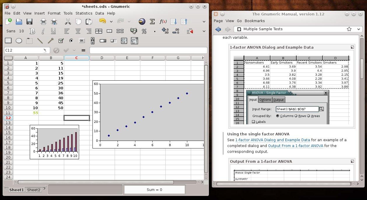 4 Spreadsheet Alternatives to MS Excel | TuxArena