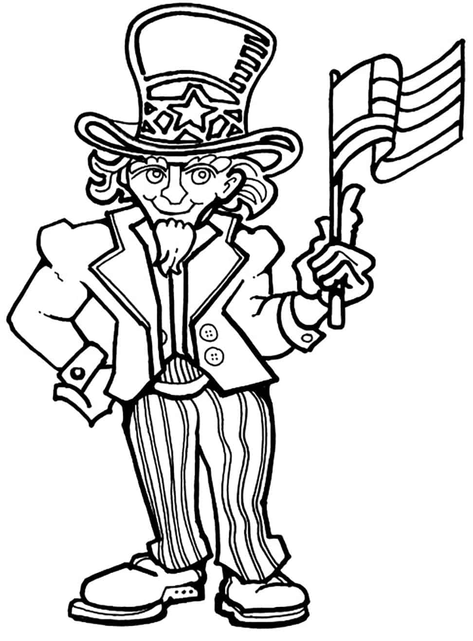 Coloring Statue Coloring Pages