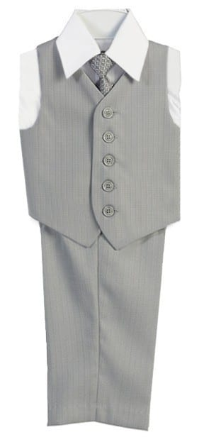 Boys Vest Sets