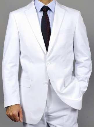Men's White Suits