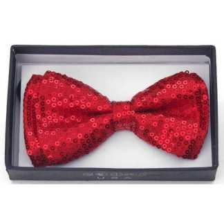 Sparkly Bow Ties Sequin And Lame