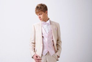 C004 LIGHT BEIGE - CEREMONY SUITS