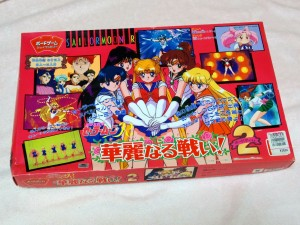 Pretty Soldier Sailor Moon R – Beautiful Battle!