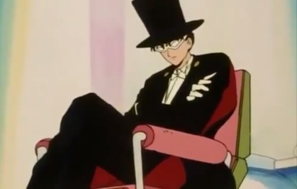 Why Was Mamoru Changed to a University Student in the Anime?