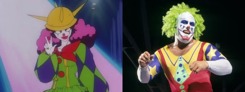 Surprisingly, Sailor Moon and WWE do have something in common