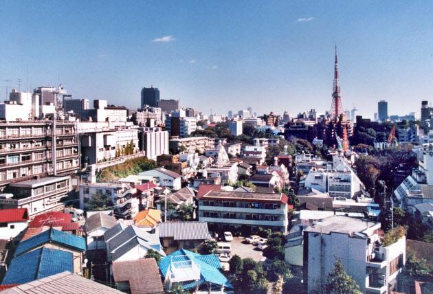 Azabu Circa 1996