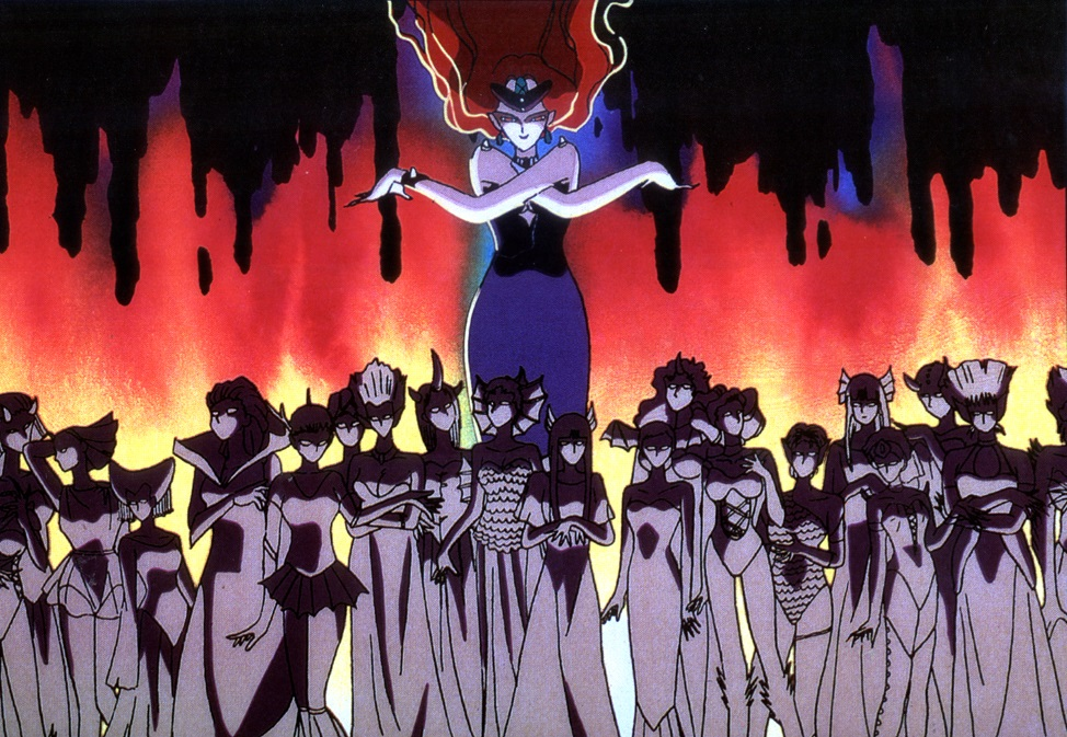 Who Was the Most Popular Sailor Moon Villain?