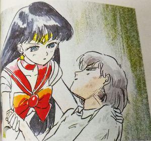 Basically Ranma 1/2 meets Sailor Moon