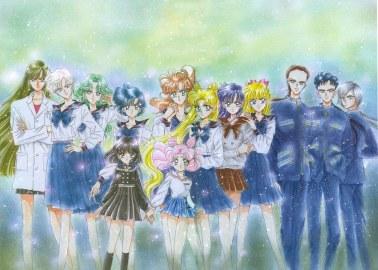 Sailor Cast