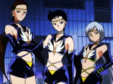 Sailor Starhealer... and the rest