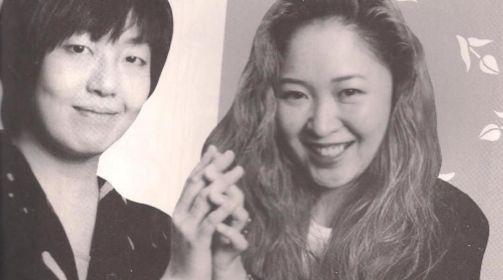 Megumi Ogata and Masako Katsuki