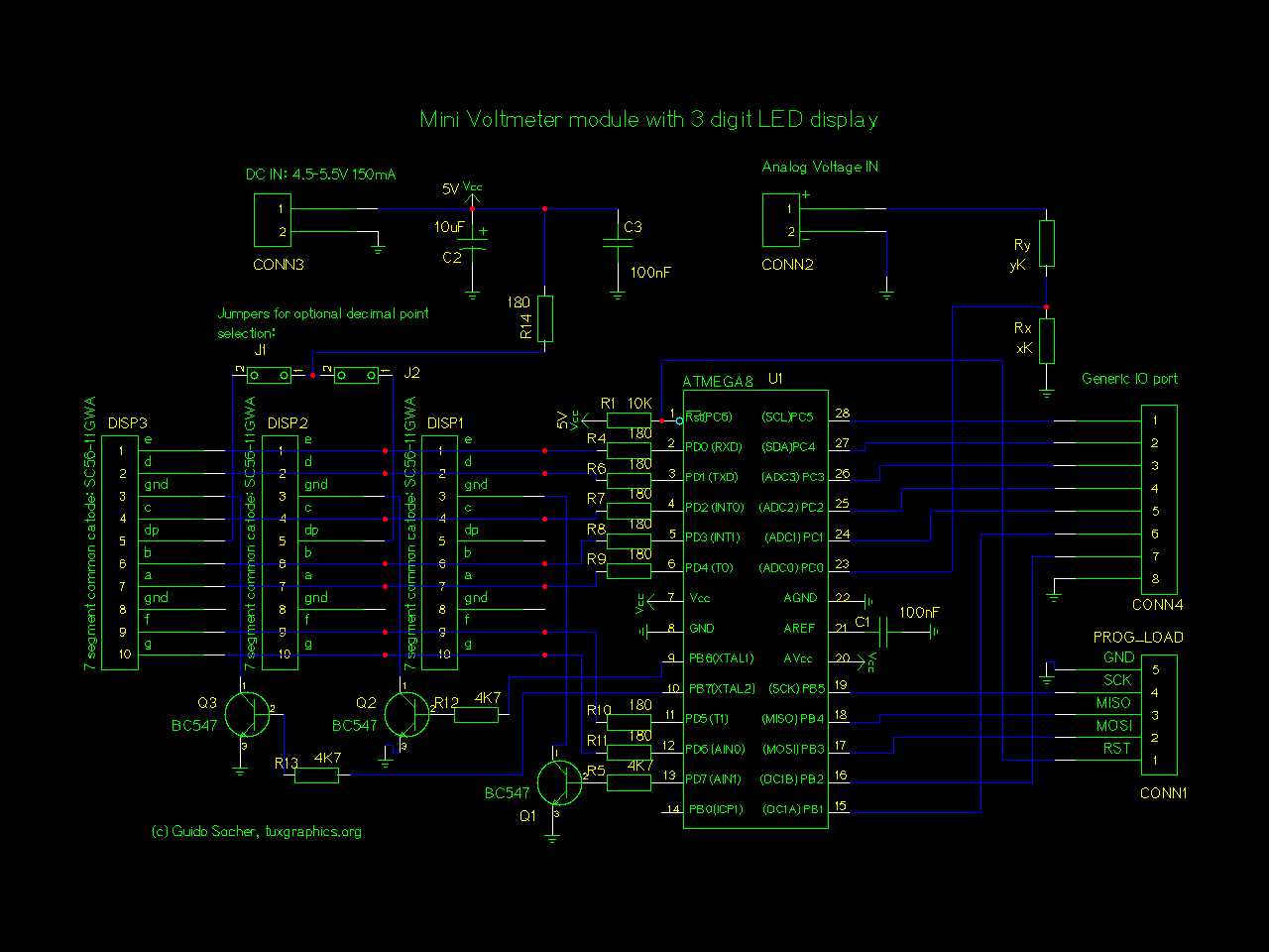 digital ac ammeter circuit diagram 2006 impala bose radio wiring voltmeter