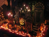 Indoor Halloween Decorating Ideas