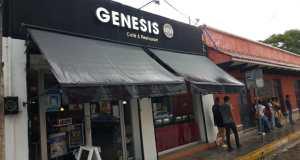 Cafetería Génesis Parque de la Marimba