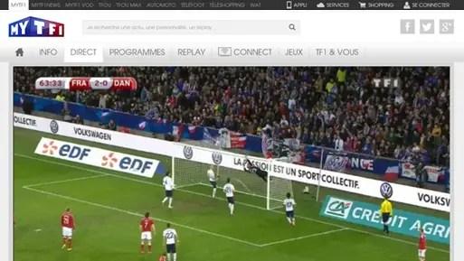 Tf1, tmc, tfx, tf1 séries films, lci et de programmes exclusifs mytf1. TF1 Direct gratuit sans inscription - Regarder TF1 en live ...