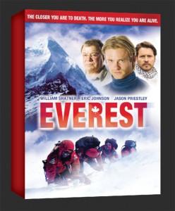 Listen now: Everest on TV, eh? Blogtalkradio