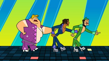 teletoon-total drama world tour