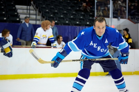 MR. HOCKEY_Michael Shanks as Gordie Howe