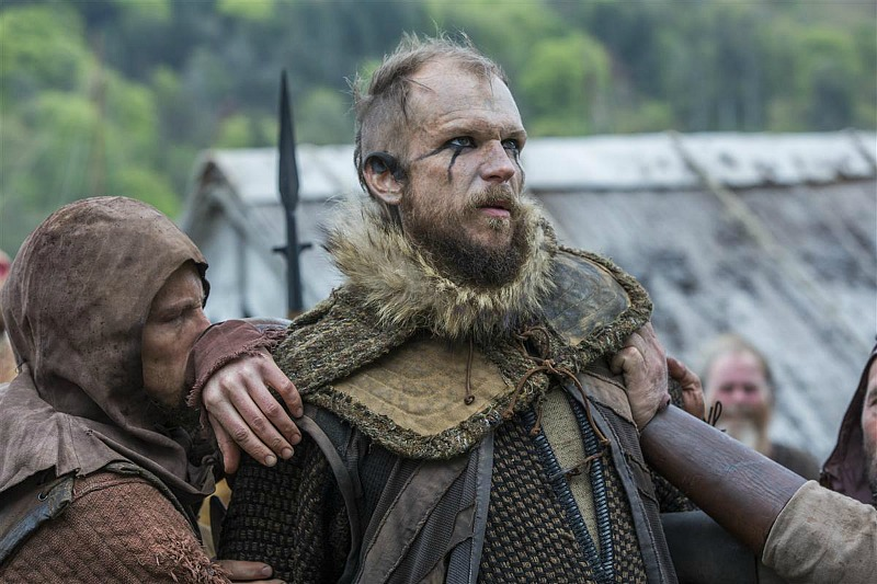 Gustaf Skarsgard as Floki