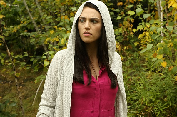 Katie McGrath stars as Sarah Bennett