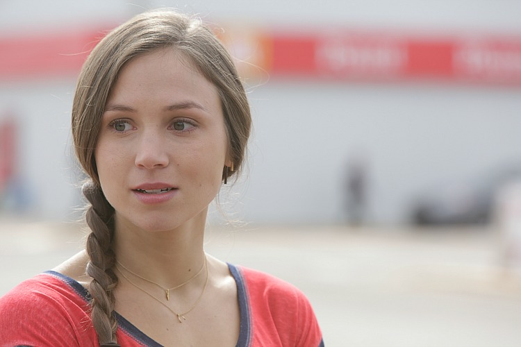 Dominique Provost-Chalkley as Waverly