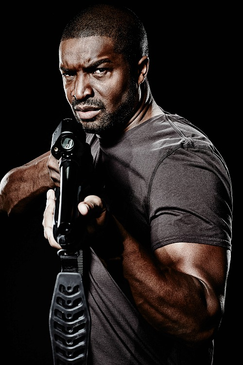 Roger Cross as Six