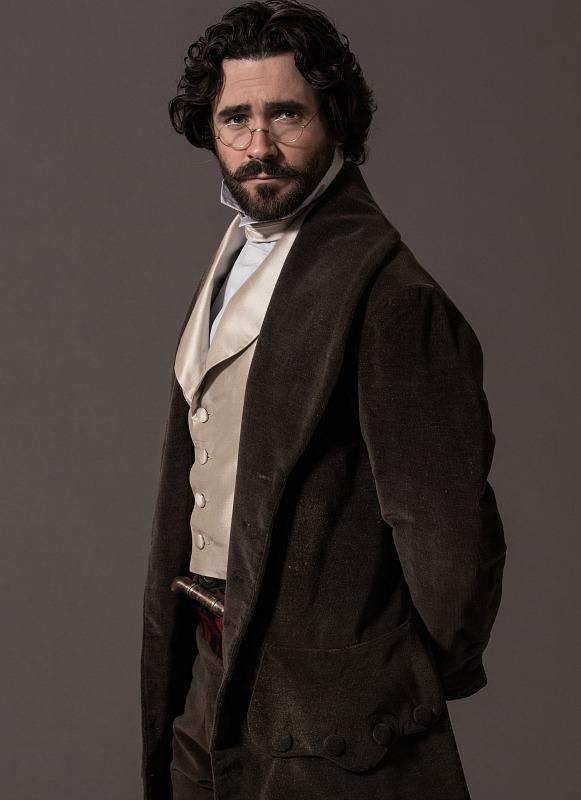 Allan Hawco as Douglas Brown