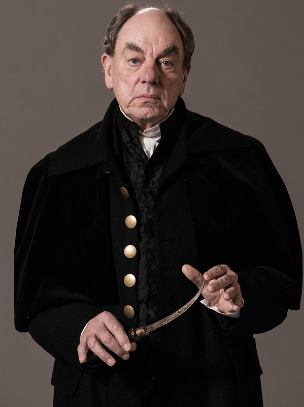 Alun Armstrong as Lord Benton