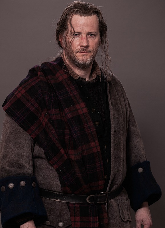 Graham Abbey as MacLaughlan
