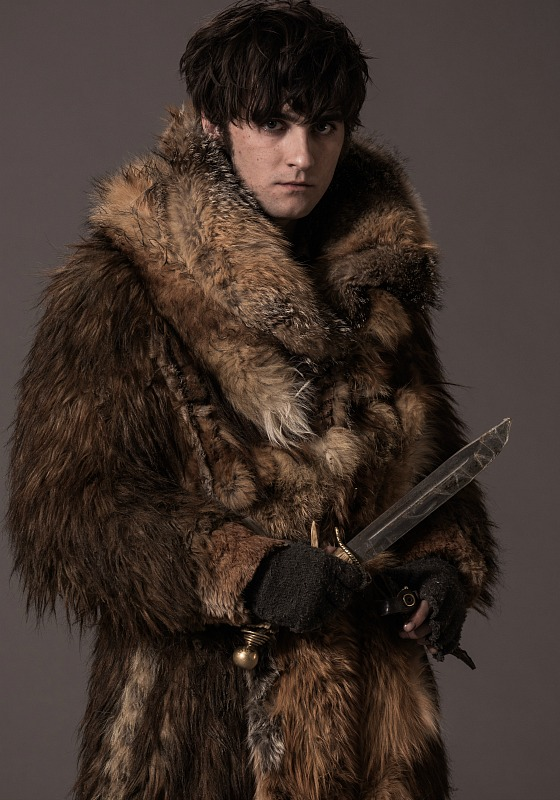 Landon Liboiron as Michael Smyth