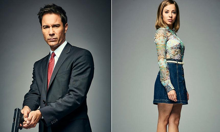 Future Man Serie >> Travelers stars MacKenzie Porter and Eric McCormack tease series' shocking debut | TV, eh?