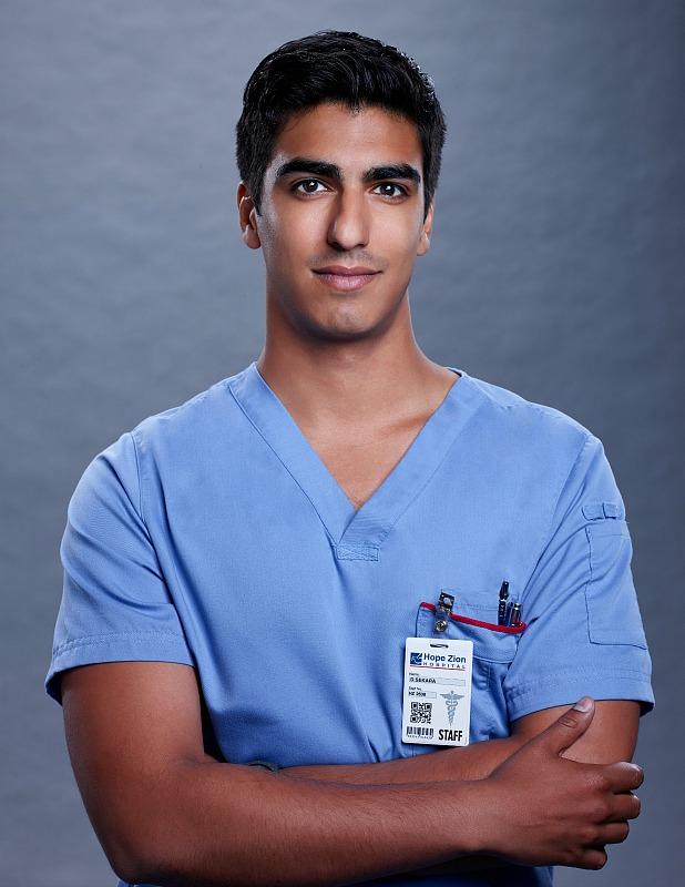 Dejan Loyola as Dr. Dev Sekara