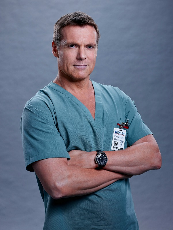 Michael Shanks as Dr. Charlie Harris