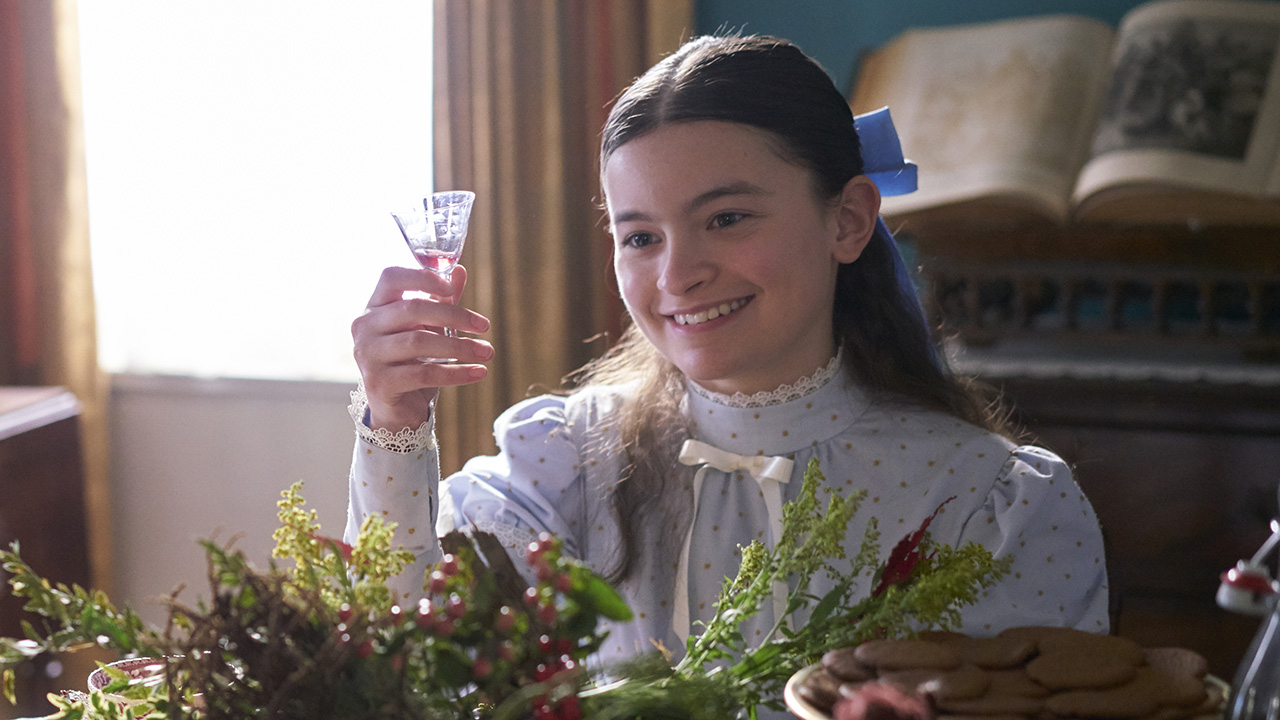 Dalila Bela as Diana Barry