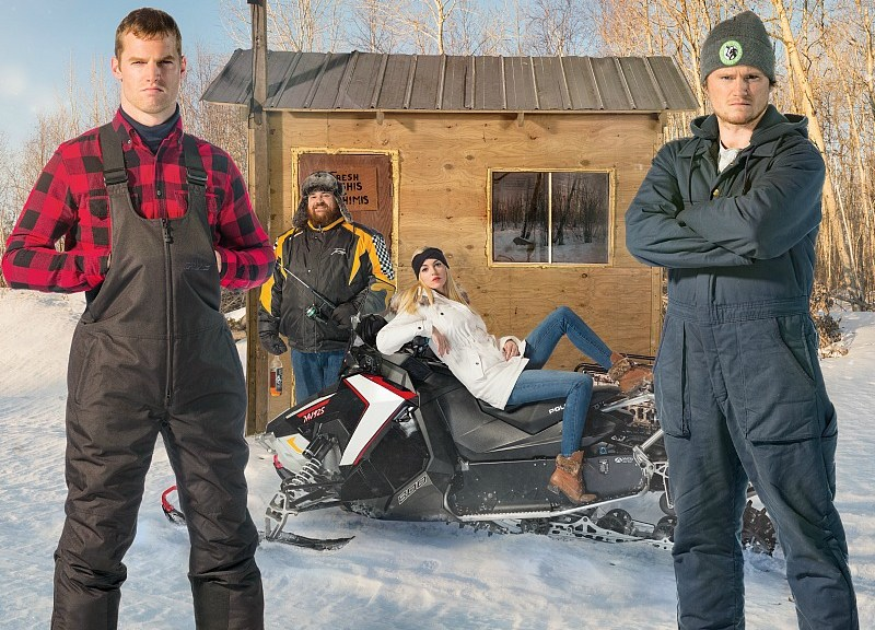letterkenny introduces new characters in snowy season 3 tv eh