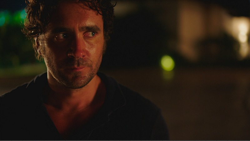 Allan Hawco as David Slaney