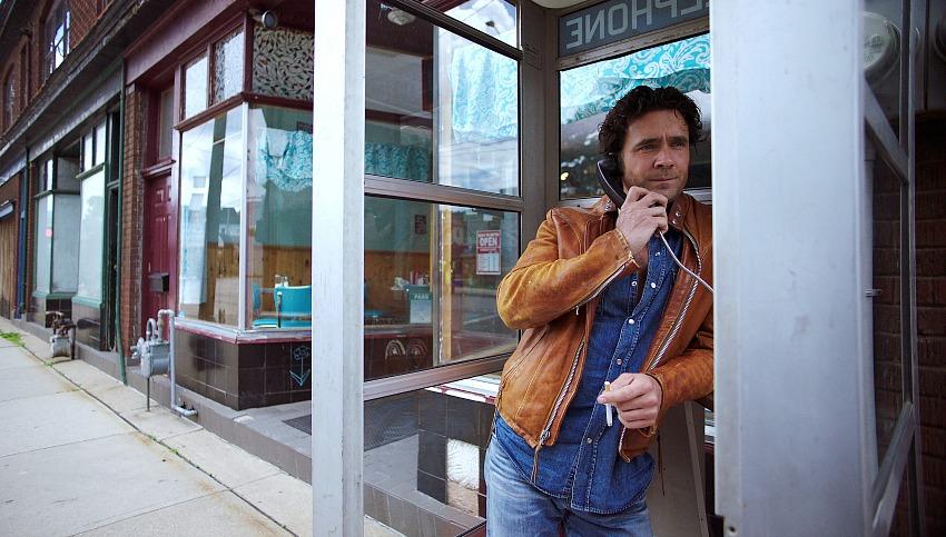 Allan Hawco as David Slaney