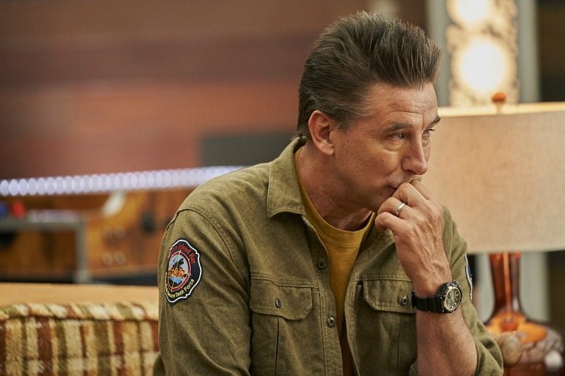 CBC Gem's Northern Rescue, starring William Baldwin, is